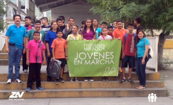 Jóvenes en Marcha